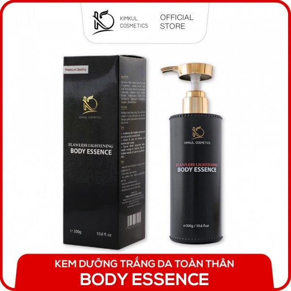 8938533074095 Kem Body trắng da KimKul Body Essence 300G - Kem Body dưỡng trắng makeup chống nắng giúp dưỡng trắng da ngừa lão hóa